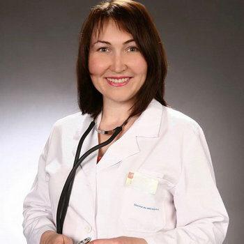 Никитина Ирина Леонидовна